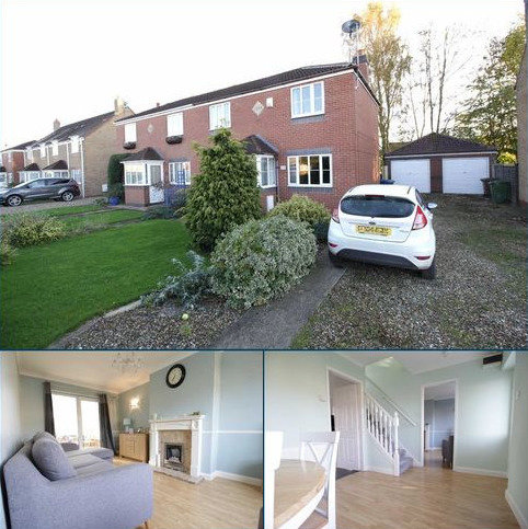 3 bedroom semi-detached house for sale - New Walk, Driffield, East Yorkshire