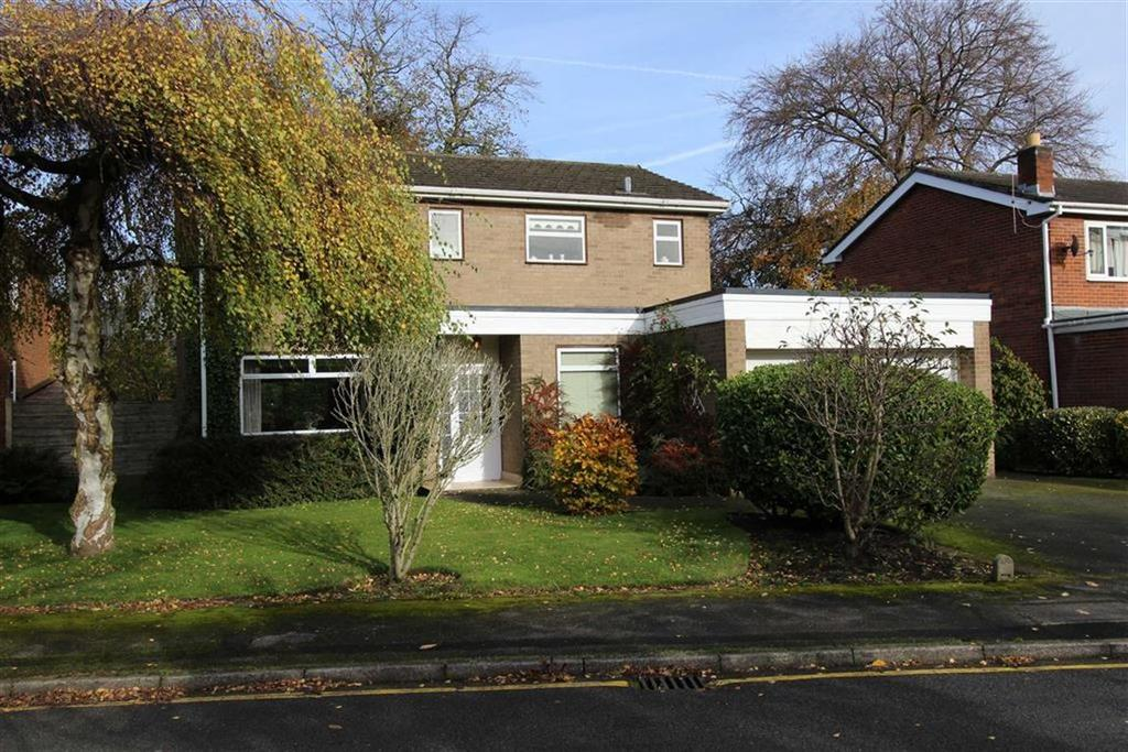 4 Bedrooms Detached House for sale in Summerfield Place, Wilmslow