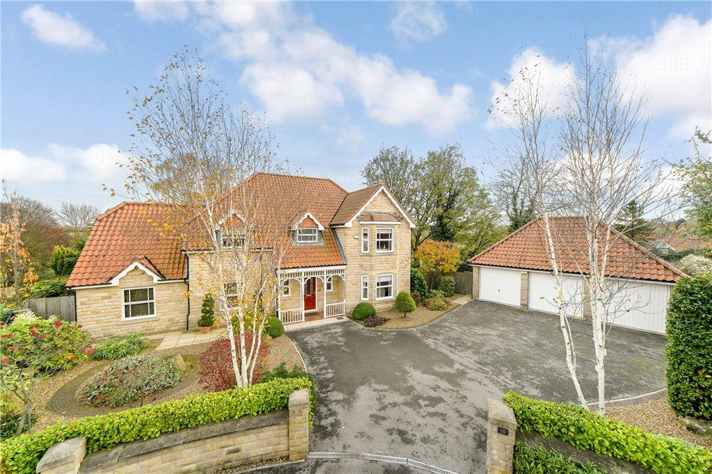 5 Bedrooms Detached House for sale in Avon Garth, Wetherby, West Yorkshire