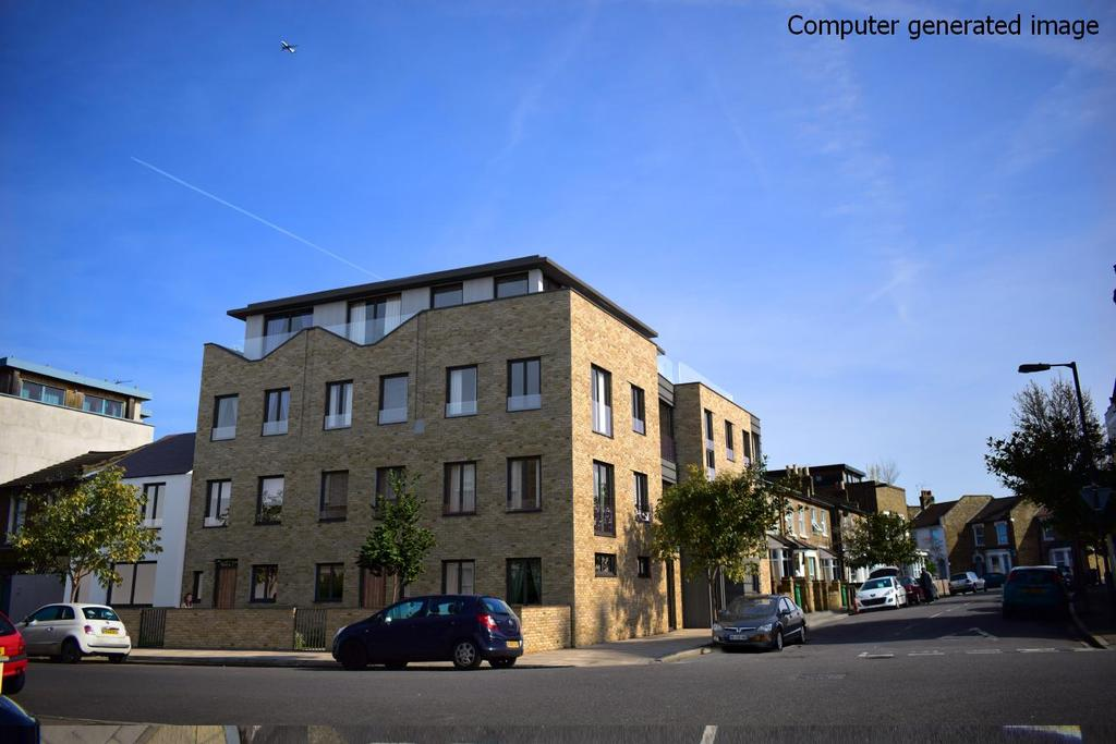 2 Bedrooms Flat for sale in Silvester Road, East Dulwich