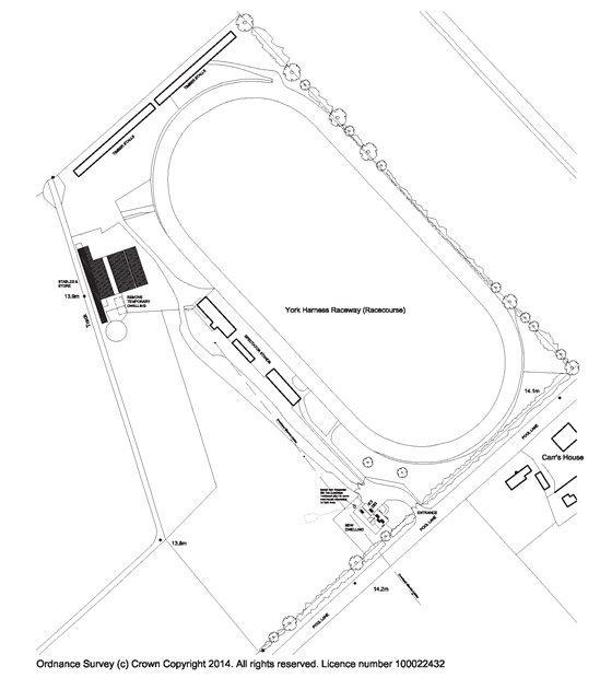 York Harness Raceway Pool Lane Nun Monkton York Yo26 4 Bed