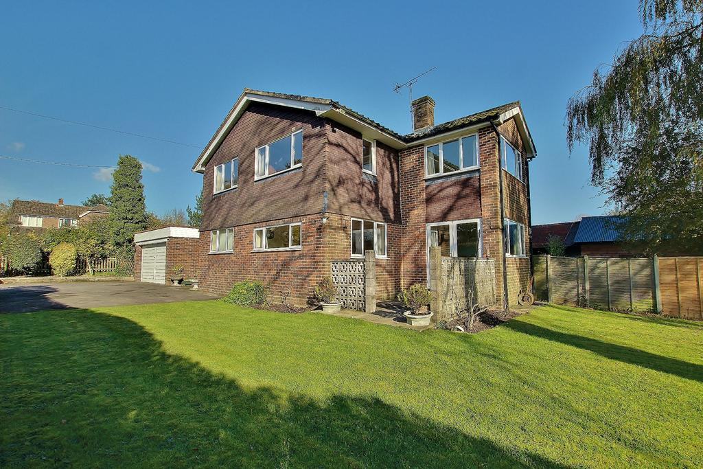 3 Bedrooms Detached House for sale in BRAISHFIELD