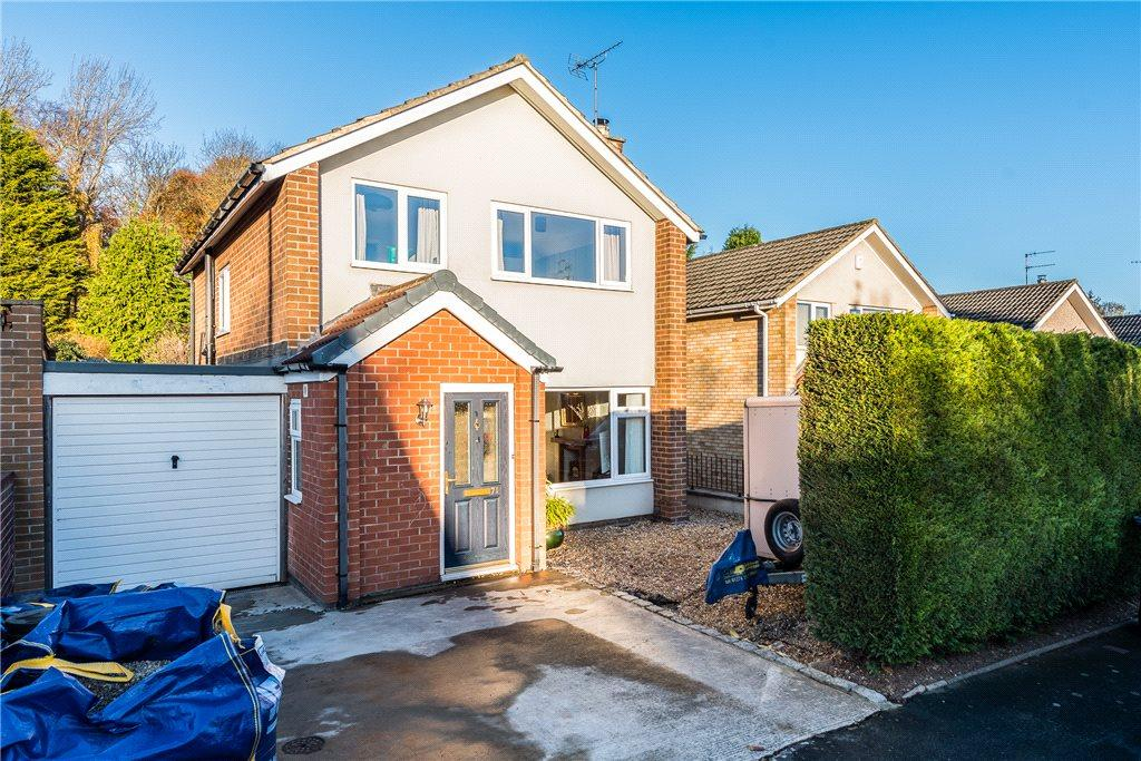 3 Bedrooms Detached House for sale in Woodpark Drive, Knaresborough, North Yorkshire