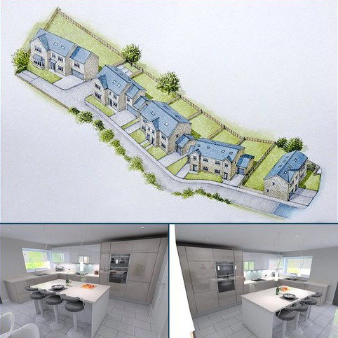 4 bedroom semi-detached house for sale - Falcon Gardens, Falcon Gardens, Bingley, West Yorkshire