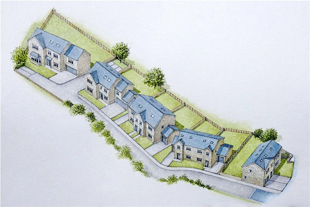 4 Bedrooms Semi Detached House for sale in Falcon Gardens, Falcon Road, Bingley, West Yorkshire