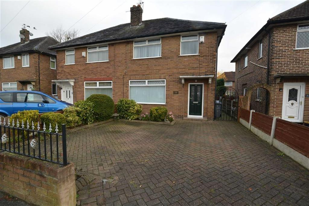 3 Bedrooms Semi Detached House for sale in Lee Crescent, STRETFORD