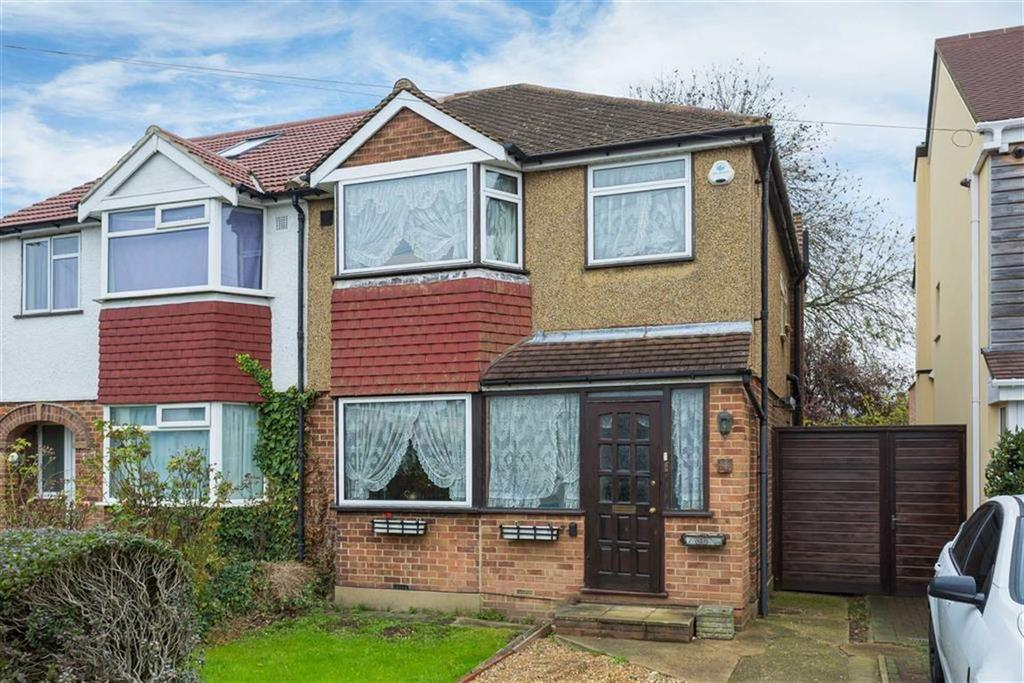 3 Bedrooms Semi Detached House for sale in Princes Way, South Ruislip