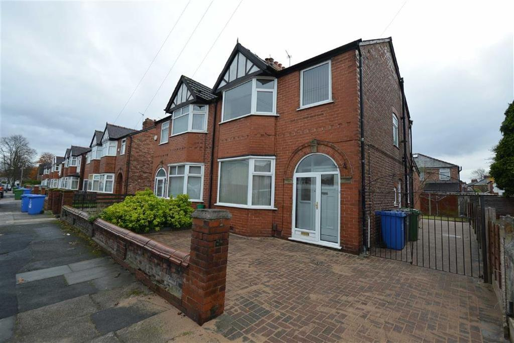 3 Bedrooms Semi Detached House for rent in Moss Park Road, STRETFORD