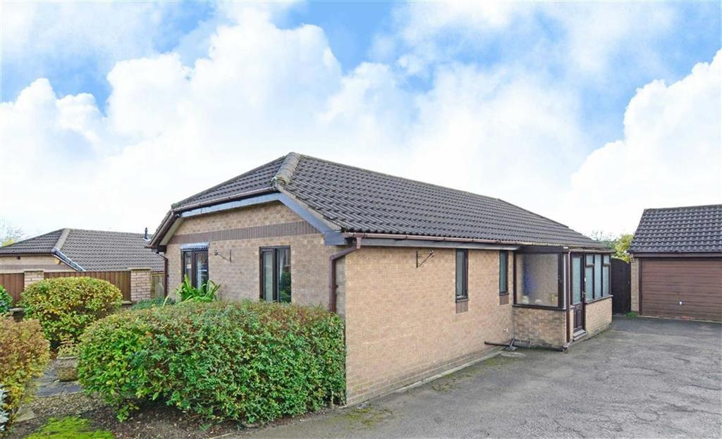 2 Bedrooms Bungalow for sale in 29, Hawleys Close, Chase Park, Matlock, Derbyshire, DE4