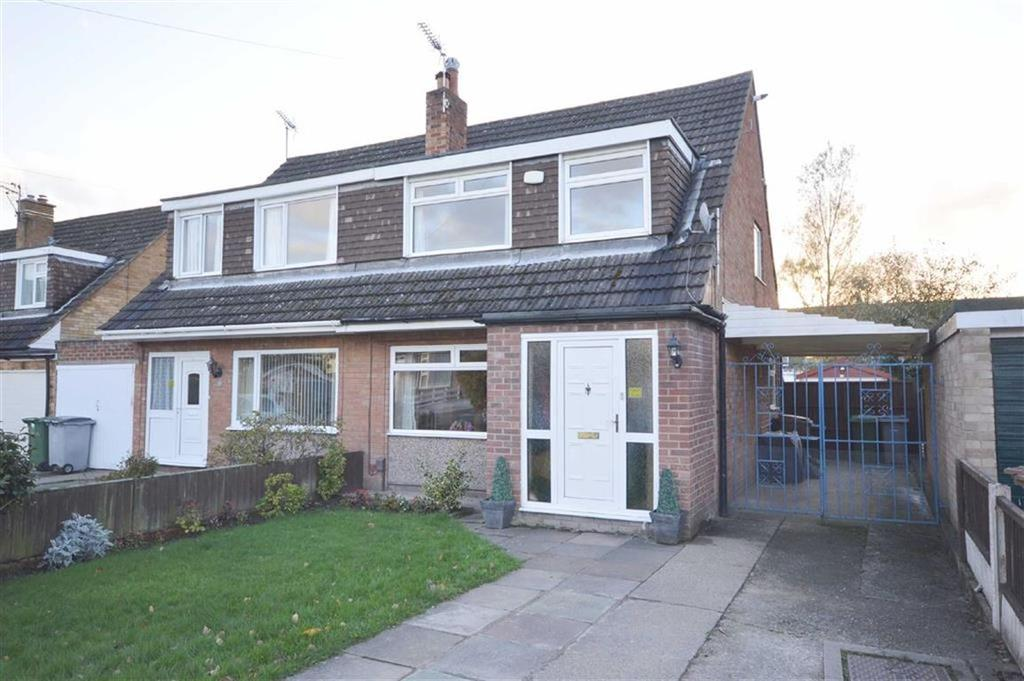 3 Bedrooms Semi Detached House for sale in Paisley Avenue, CH62