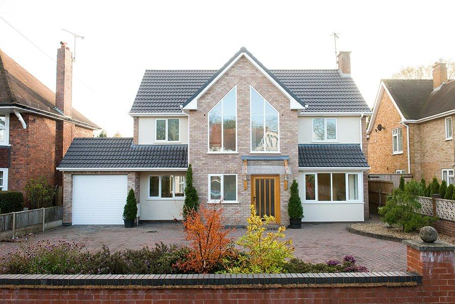5 Bedrooms Detached House for sale in Beech Avenue, Worcester, Worcestershire, WR3
