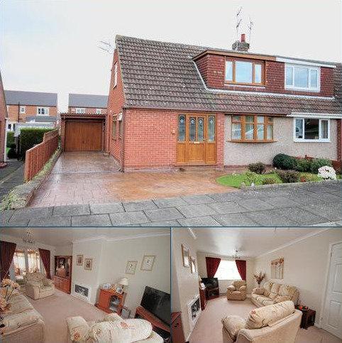 3 bedroom semi-detached bungalow for sale - Fulthorpe Grove, Darlington