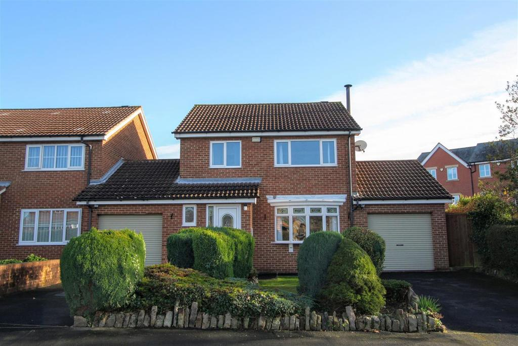 3 Bedrooms Detached House for sale in Barmpton Lane, Darlington