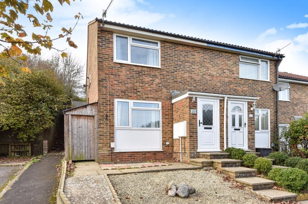 2 Bedrooms End Of Terrace House for sale in Teg Close Portslade East Sussex BN41