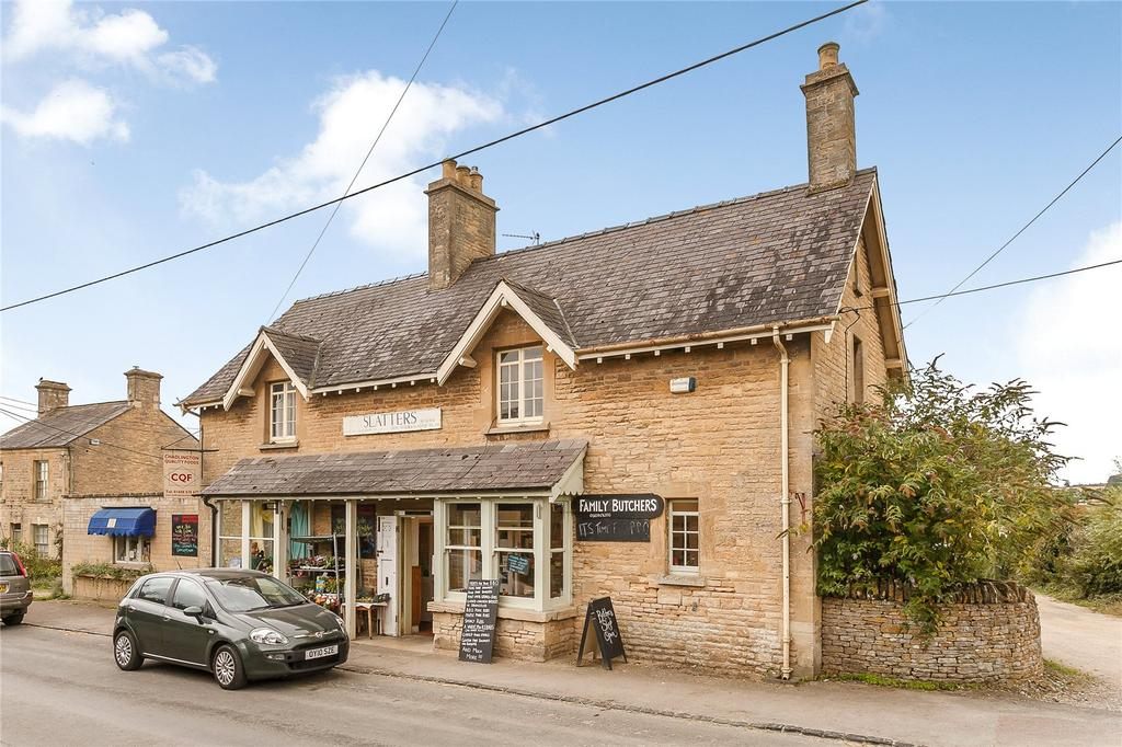 3 Bedrooms Flat for sale in West End, Chadlington, Chipping Norton, Oxfordshire