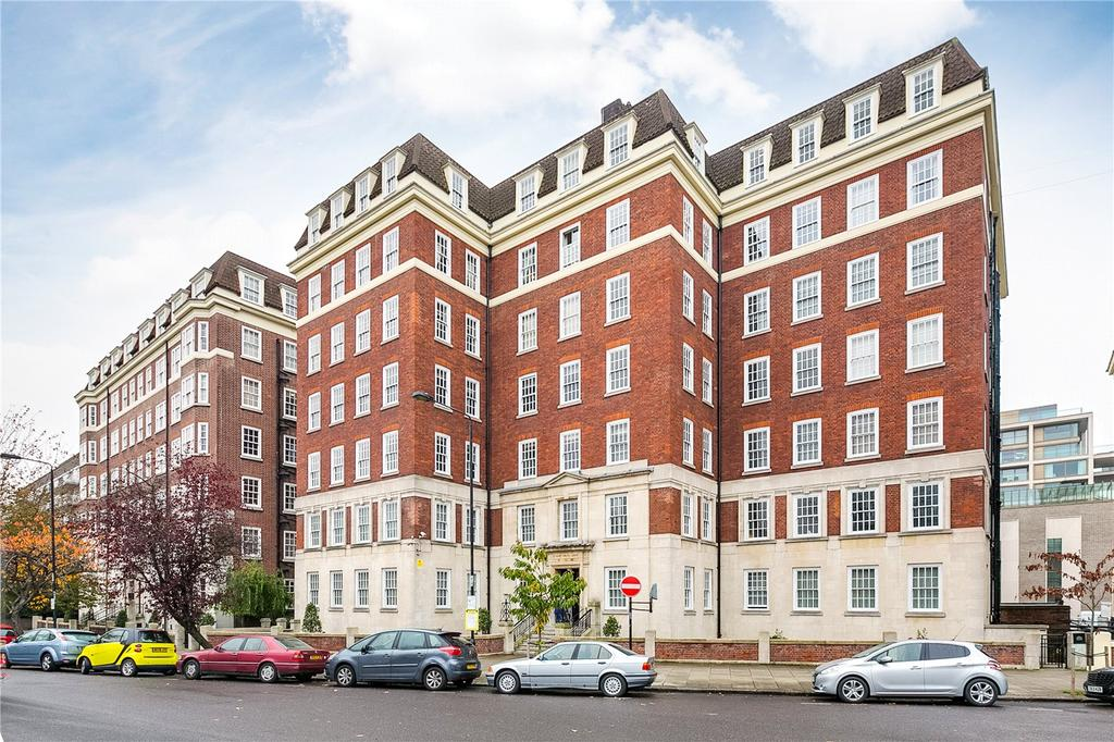 2 Bedrooms Flat for sale in Warwick Gardens, Holland Park, London