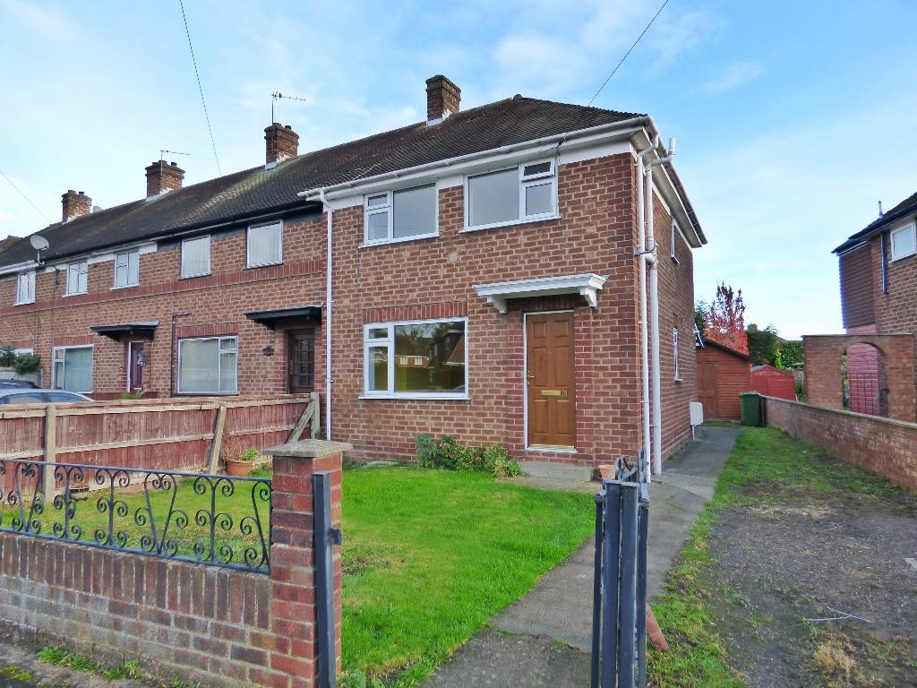 3 Bedrooms End Of Terrace House for sale in Hinton Crescent, Hinton, Hereford