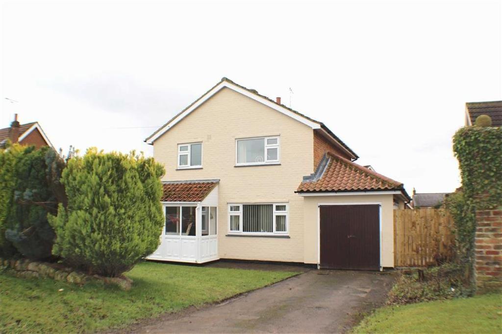 3 Bedrooms Detached House for sale in North Back Lane, Kilham, East Yorkshire