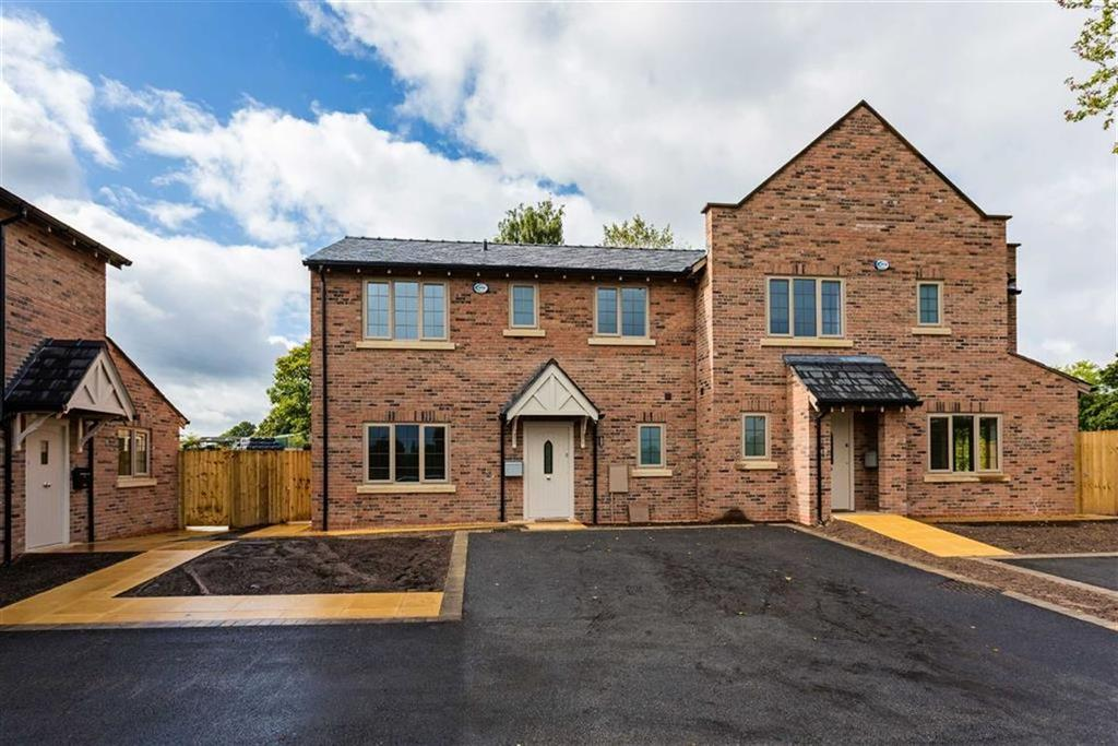 4 Bedrooms Semi Detached House for sale in Clay Lane, Hale, Cheshire, WA15