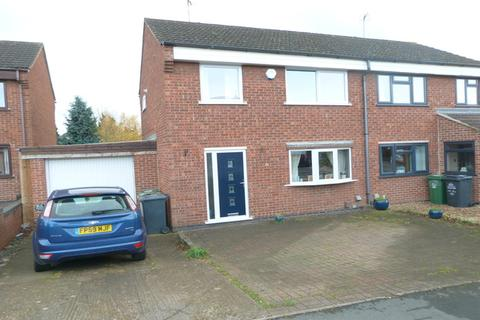 3 bedroom semi-detached house for sale - Chappell Close, Thurmaston, Leicester, LE4