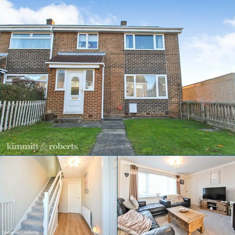 3 bedroom semi-detached house for sale - Cragdale Gardens, Pete Carr, Hetton le Hole, DH5