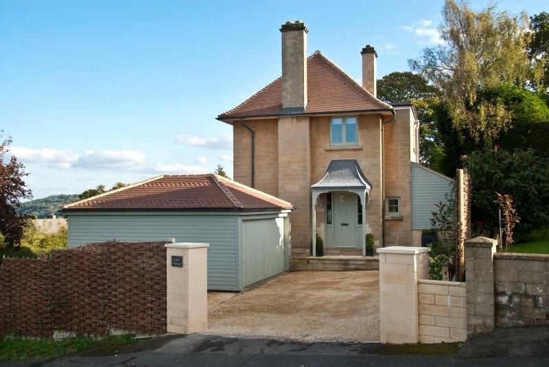 4 Bedrooms Detached House for rent in Charlcombe Lane, Lansdown, Bath, Somerset, BA1