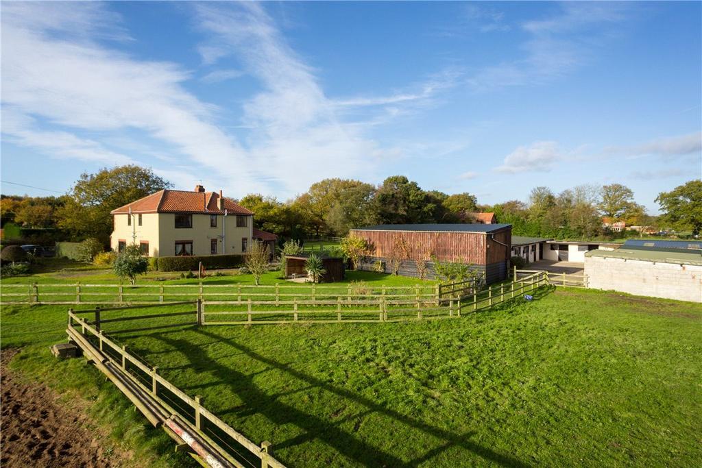 5 Bedrooms Detached House for sale in Brown Moor Lane, Huby, York, YO61