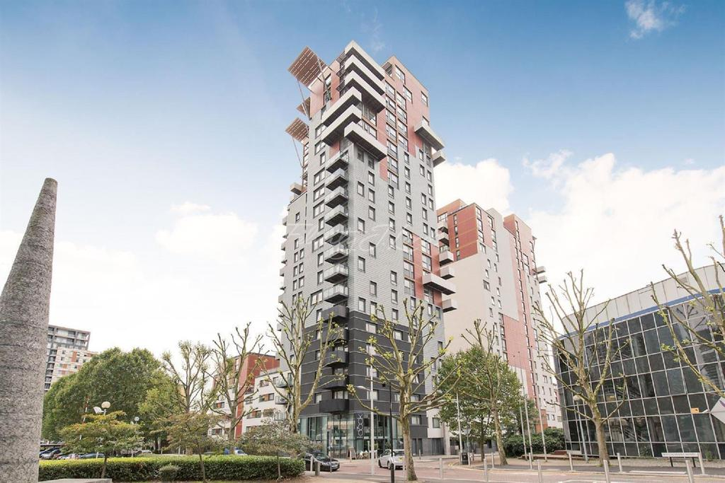 2 Bedrooms Flat for sale in Phoenix Heights, Canary Wharf, E14