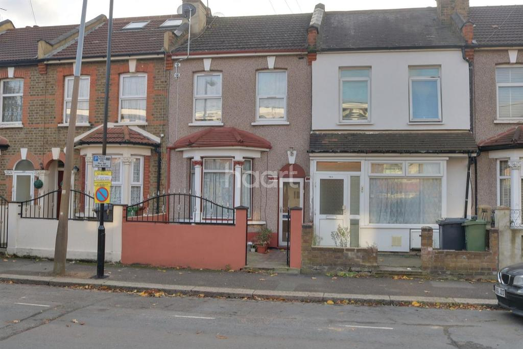 3 Bedrooms Terraced House for sale in Skeltons Lane, Leytonstone