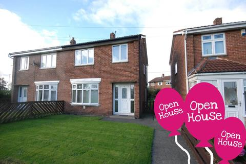 3 bedroom semi-detached house for sale - Whiteleas Way, South Shields
