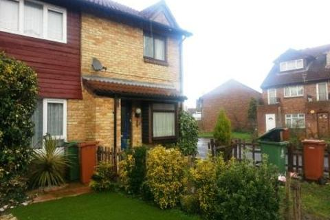 1 bedroom house to rent - Salhouse, Thamesmead , London SE28