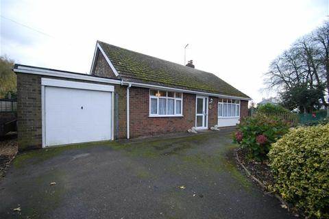 2 bedroom detached bungalow for sale - Bell Lane, Fosdyke, Boston