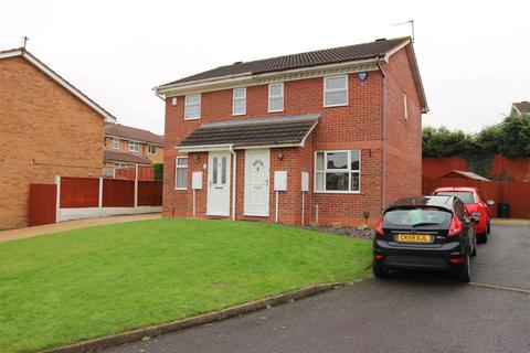 2 bedroom house for sale - Somerford Way, Bilston
