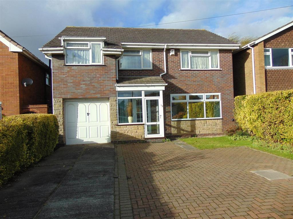 4 Bedrooms Detached House for sale in Wolverhampton Road, Pelsall, Walsall