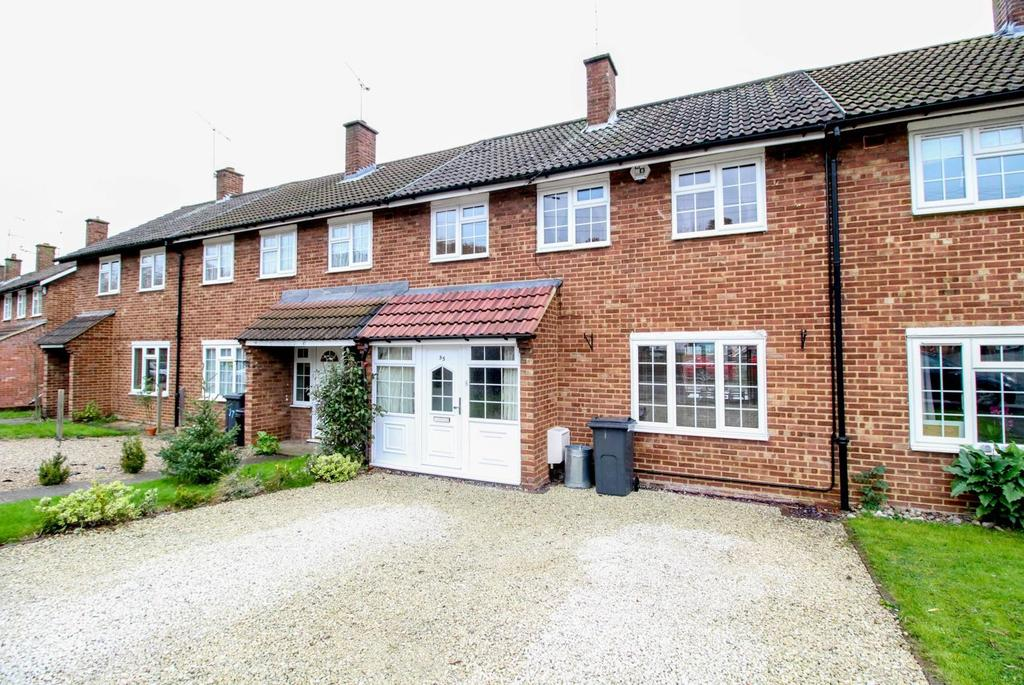 3 Bedrooms Terraced House for sale in Knights Way, Brentwood, Essex, CM13