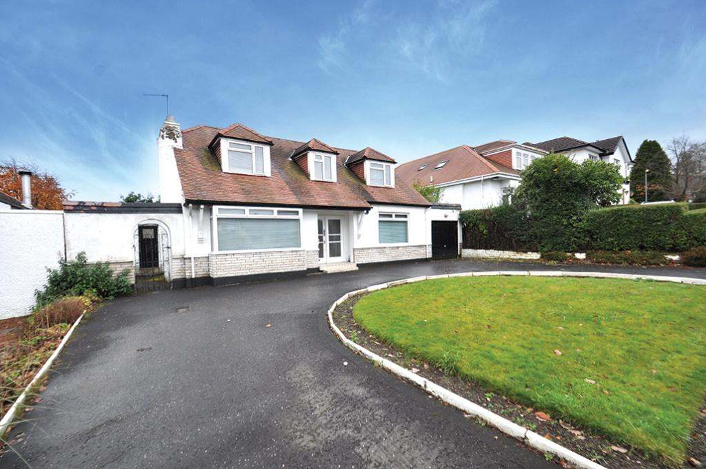 3 Bedrooms Detached House for sale in The Dormers, 193 Mearns Road, Newton Mearns, G77 5EP