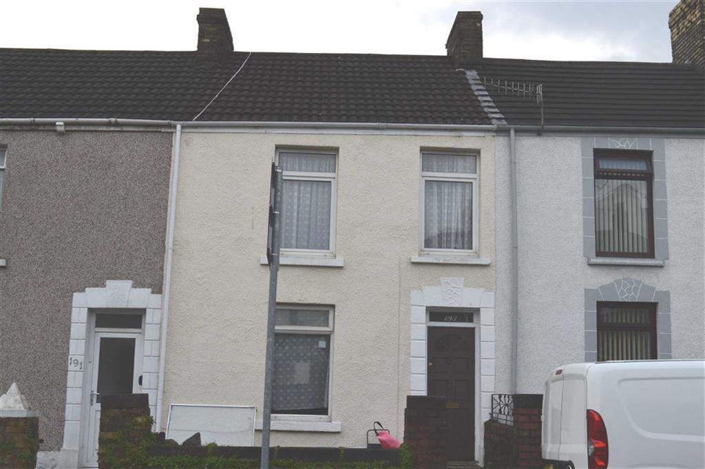 3 Bedrooms Terraced House for sale in Pentregethin Road, Swansea, SA5