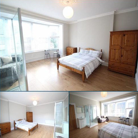 1 bedroom house share to rent - Room In Shared House Queens Road