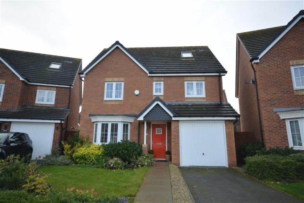 5 Bedrooms Detached House for sale in Woods Piece, Coventry