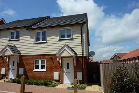 3 bedroom terraced house to rent - Marre Lane, Hawkinge, Folkestone, Kent, CT18