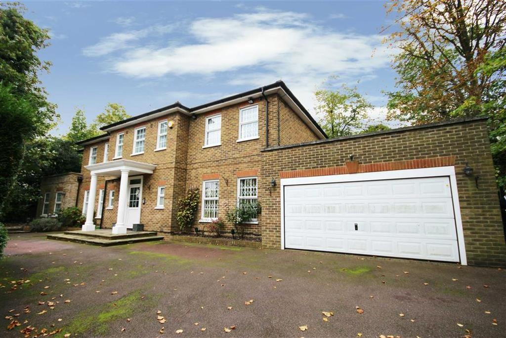 4 Bedrooms Detached House for sale in The Croft, High Barnet, Hertfordshire