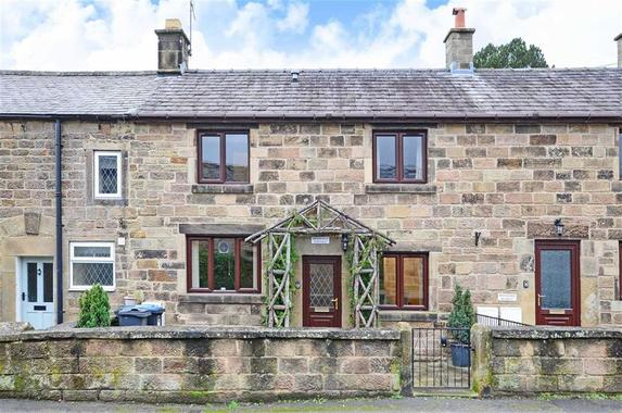 Awe Inspiring 4 Brookside Cottages Chesterfield Road Two Dales Matlock Interior Design Ideas Gentotryabchikinfo