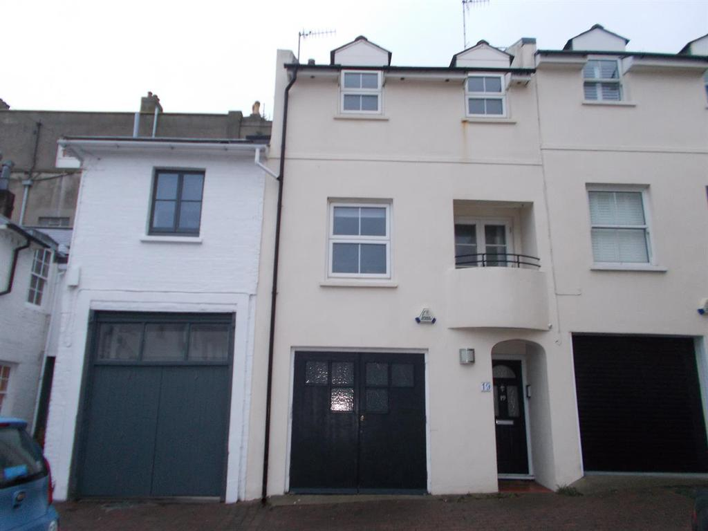 3 Bedrooms Terraced House for rent in Eastern Terrace Mews, Brighton