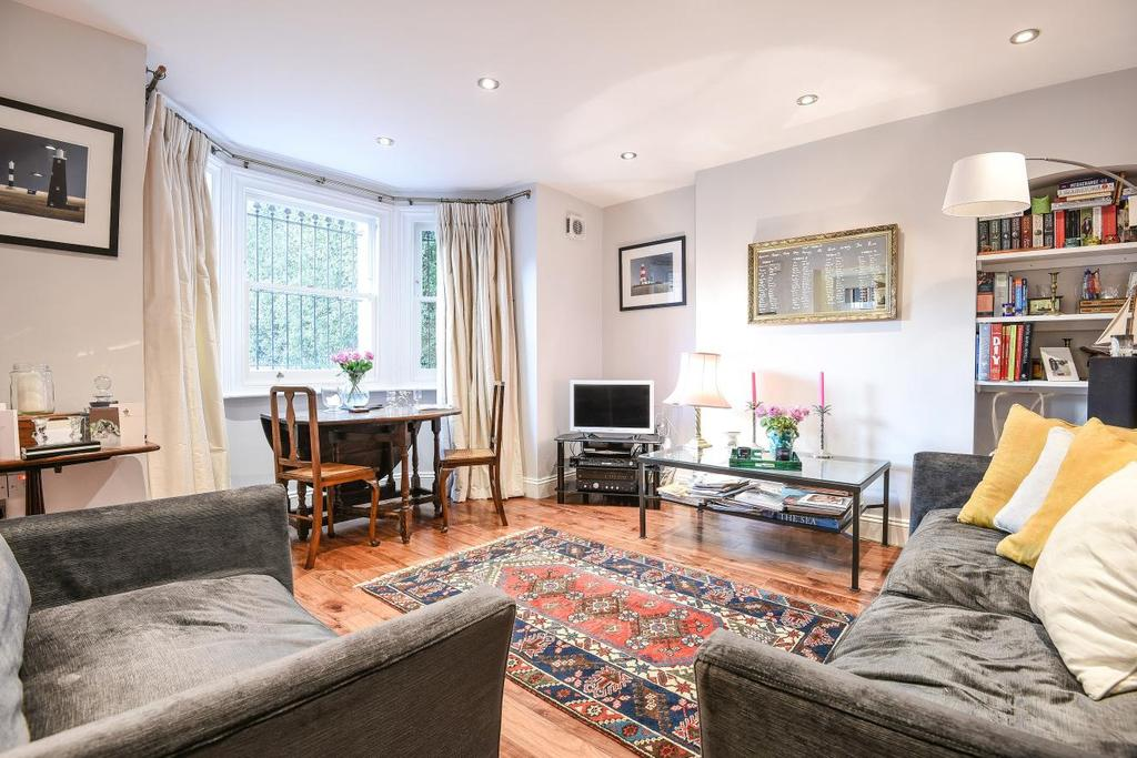 2 Bedrooms Flat for sale in Culverden Road, Balham