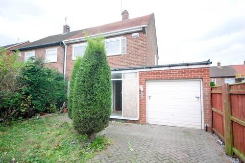 2 bedroom semi-detached house for sale - Johnston Avenue, Hebburn