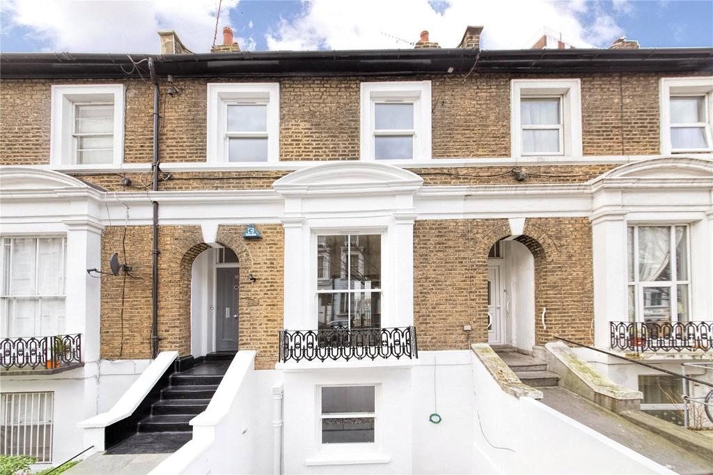 5 Bedrooms Terraced House for sale in Richmond Way, London, W12