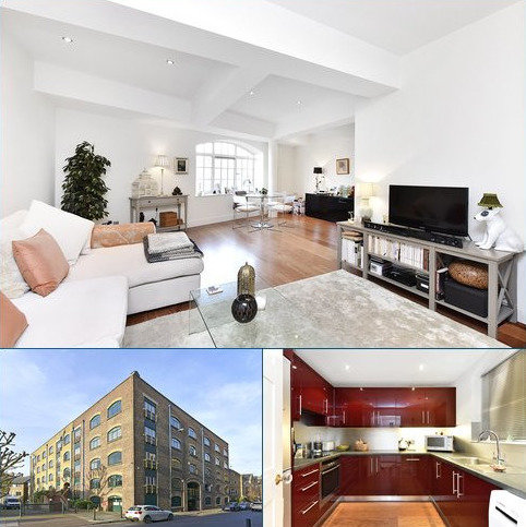 2 bedroom flat to rent - Wapping High Street, London, E1W