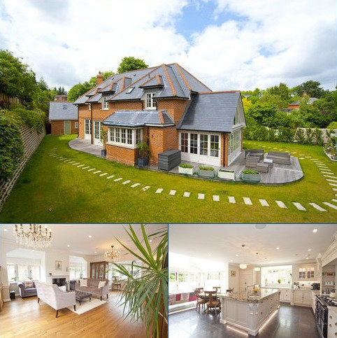 5 bedroom detached house for sale - Sunnydell Lane, Farnham, Surrey, GU10