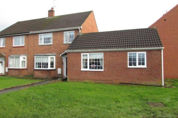 4 Bedrooms Semi Detached House for sale in RUBY AVENUE, CHILTON, SPENNYMOOR DISTRICT