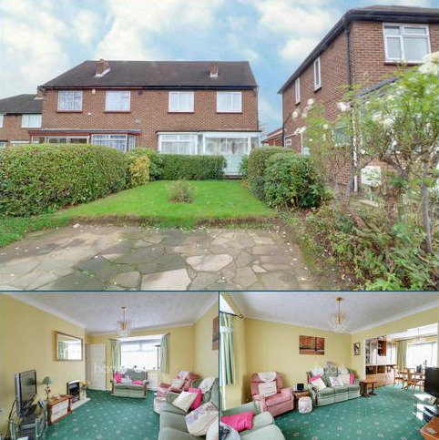 3 bedroom semi-detached house for sale - South Hayes